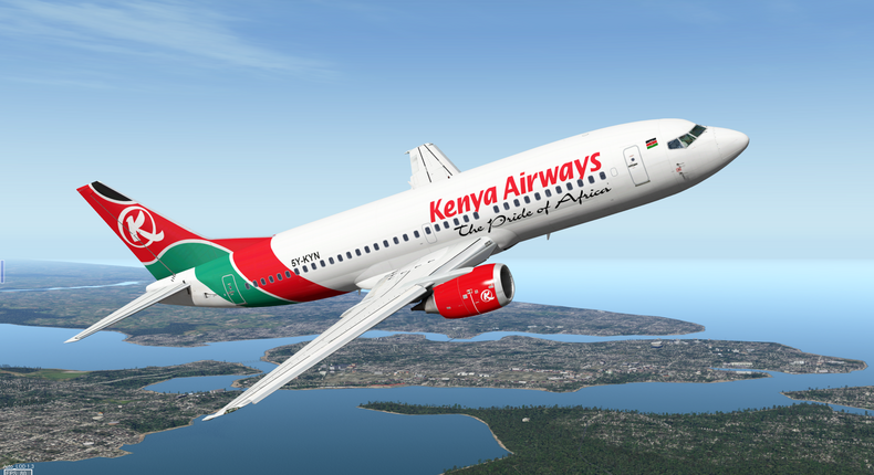 KQ forced to Issue statement after reports that its Aircraft had been repossessed in Amsterdam