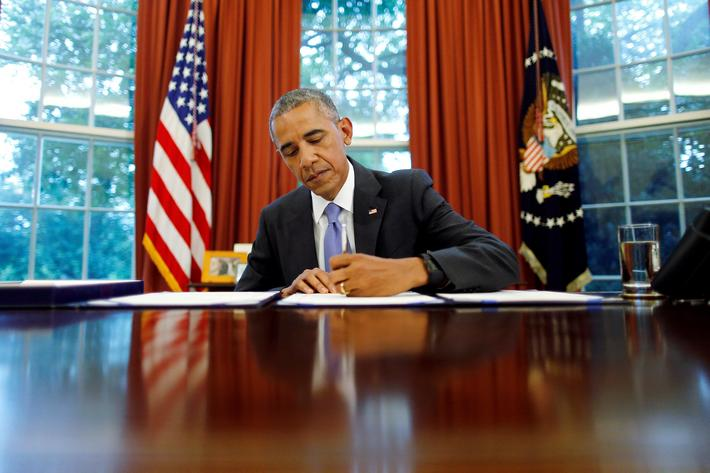 U.S. President Barack Obama signs into law S. 337: FOIA Improvement Act of 2016 and S. 2328: Puerto