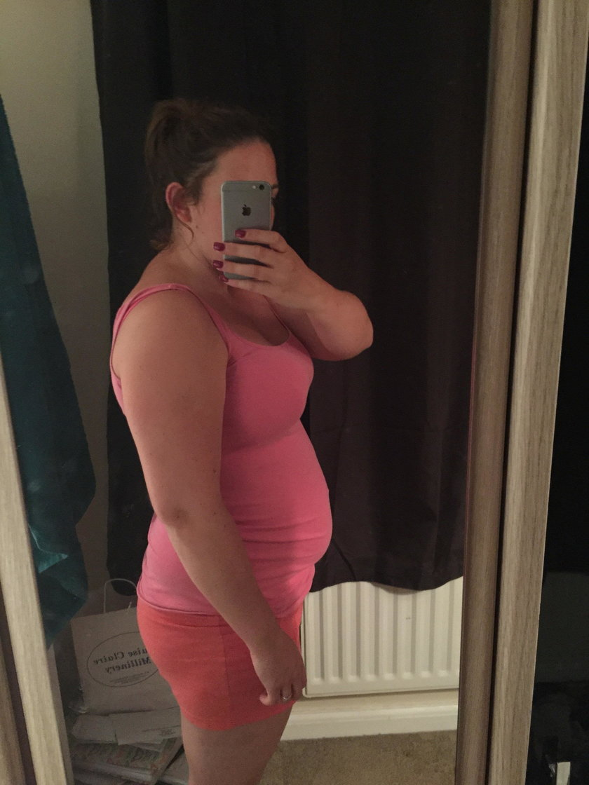 Co za przemiana! 30-latka w osiem miesięcy schudła 40 kg