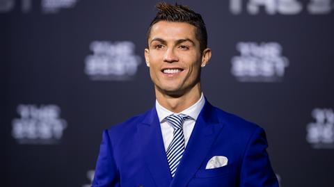 FIFA: Ronaldo najlepszym piłkarzem świata