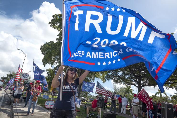 Podrška Trampu iz Majamija