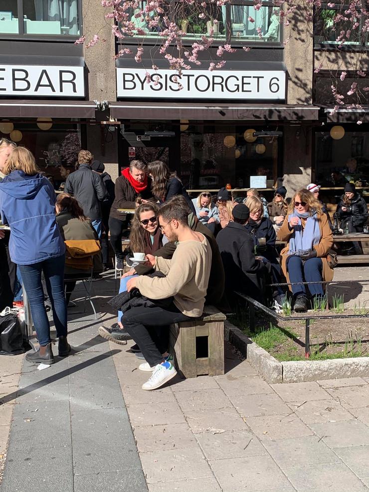 Šveđani u Stokholmu