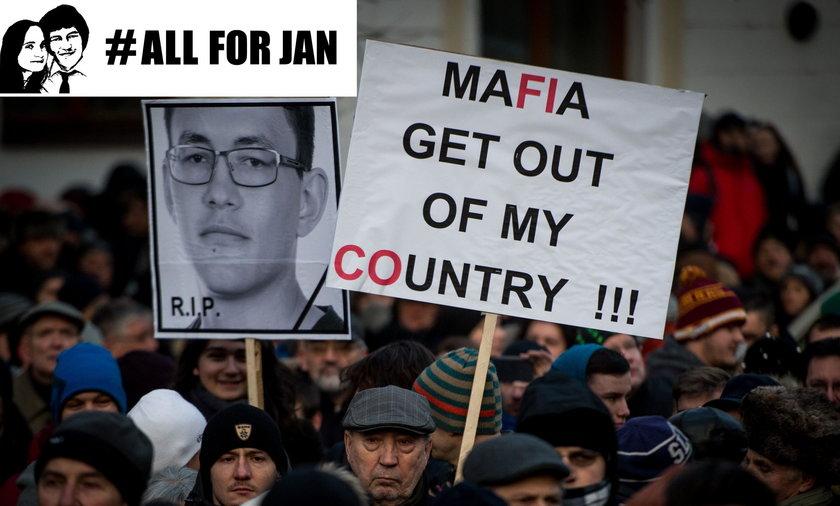 Zatrzymano Włochów, o których pisał zamordowany dziennikarz