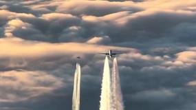 Niemieckie myśliwce przechwyciły Boeinga 777