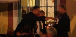 Tak elita pije za zdrowie Lecha Wałęsy! FOTO