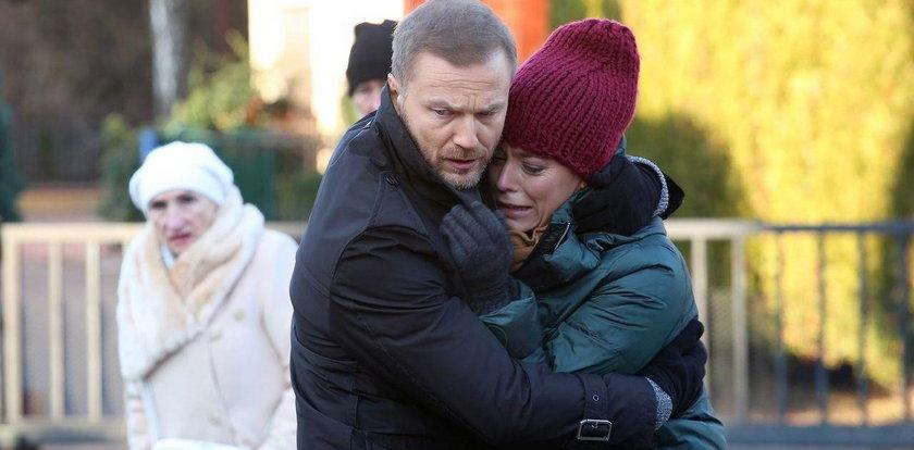 """Dramat w """"M jak miłość"""". Jedną z bohaterek potrąci samochód! Umrze?"""