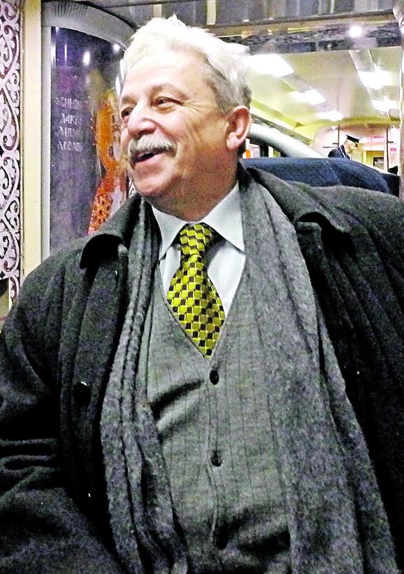 Slobodan Čvorović iz Čačka