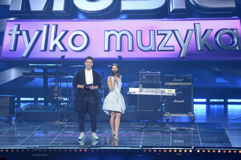 Maciej Rock i Paulina Sykut