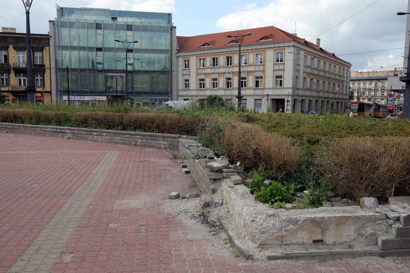 Plac Wolności ma być pełen zieleni