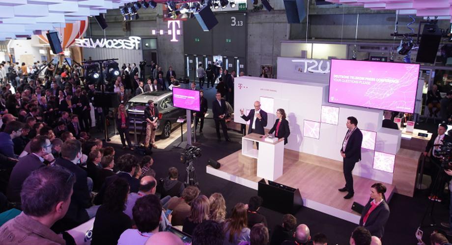 Deutsche Telekom geht Kooperation mit Microsoft ein