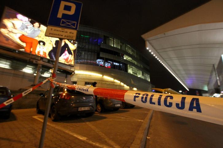 Wyciek Gazu W Centrum Warszawy
