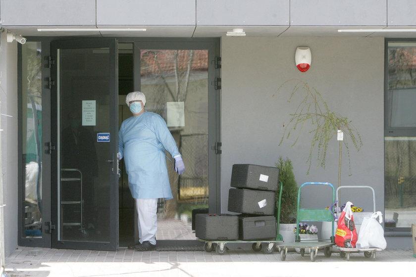 Minister obrony odwołał dyrektora szpitala!