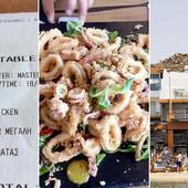 Naručili su šest porcija liganja i šest piva na popularnom grčkom ostrvu, a kada im je stigao račun PRESEO IM JE CEO ODMOR (FOTO)