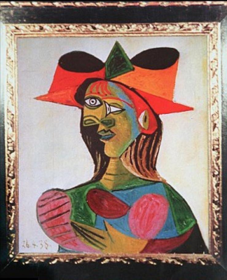 Portret Dore Mar epa