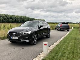 Volvo XC40 czy XC60 – który SUV jest lepszy?