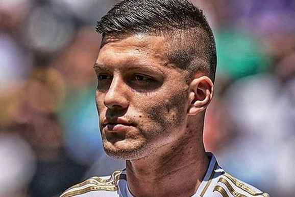 DEBITANT Jović ODIGRAO prvi meč za Real Madrid /VIDEO/