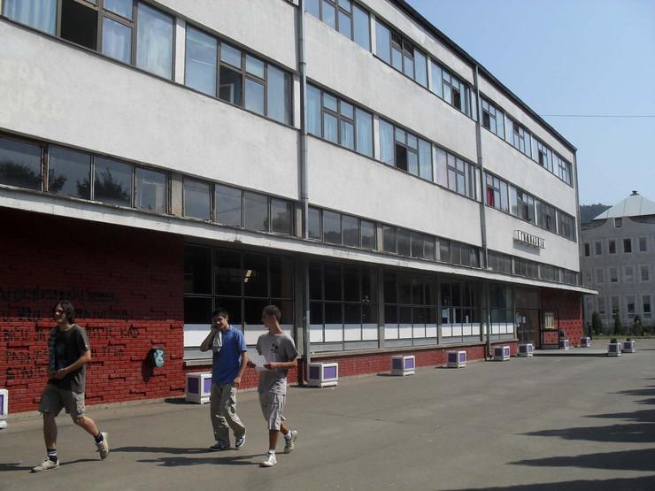 Slikovni rezultat za gimnazija novi pazar