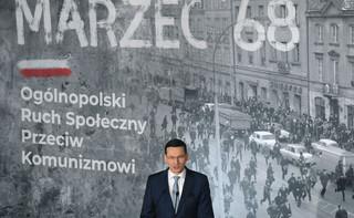 'Jerusalem Post': Polski premier 'dumny' z wydarzeń w 1968 roku. Stanowczy protest ambasadora RP