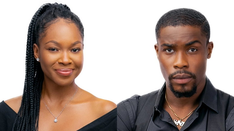 housemates Vee and Neo [Multichoice]