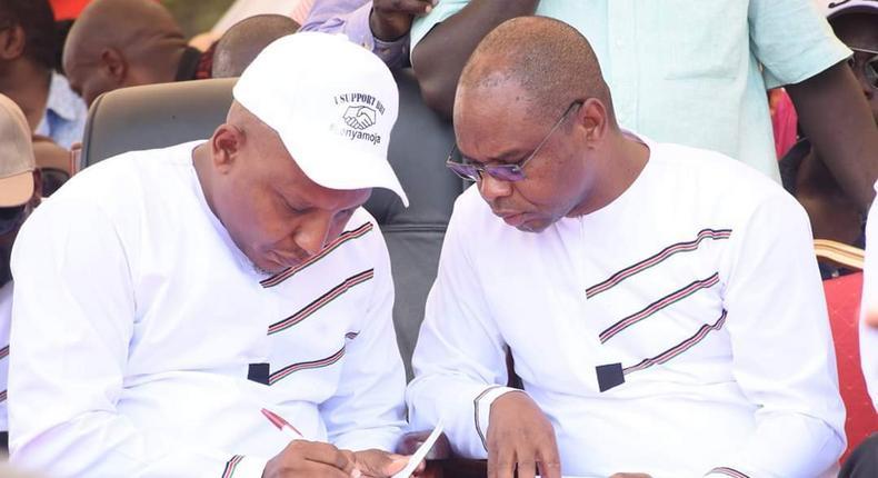 Kilifi Governor Amason Kingi, his brother Magarini MP Michael Thoya conned by impostor