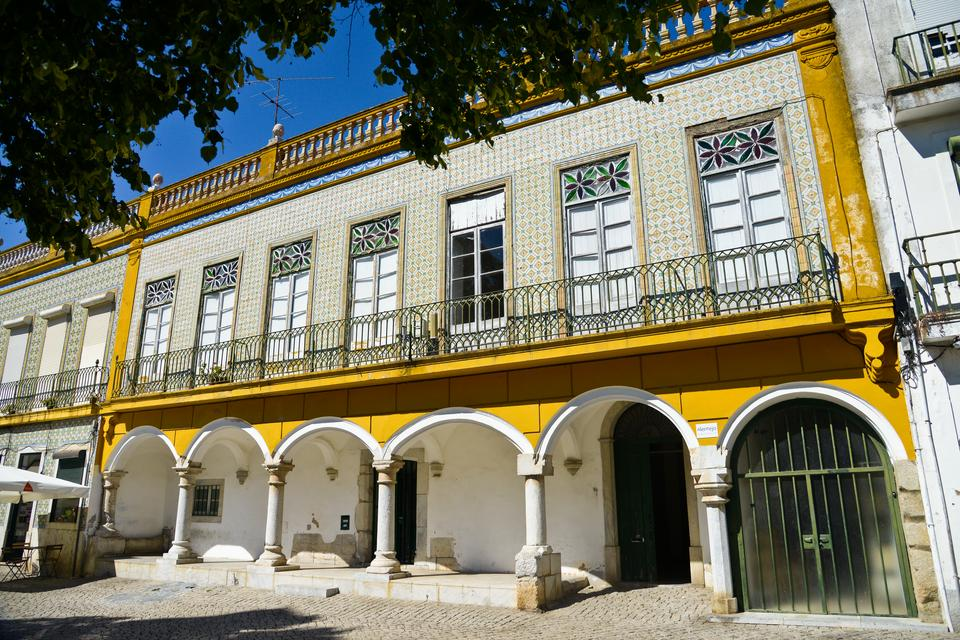 Beja - najgorętsze miasto Portugalii