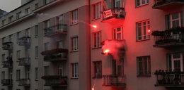 Dantejskie sceny na Marszu Niepodległości. Spłonęło mieszkanie wybitnego znawcy sztuki!