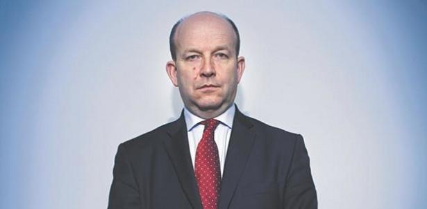 Konstanty Radziwiłł, minister zdrowia, w latach 2001–2010 prezes Naczelnej Izby Lekarskiej. Fot. Maksymilian Rigamonti
