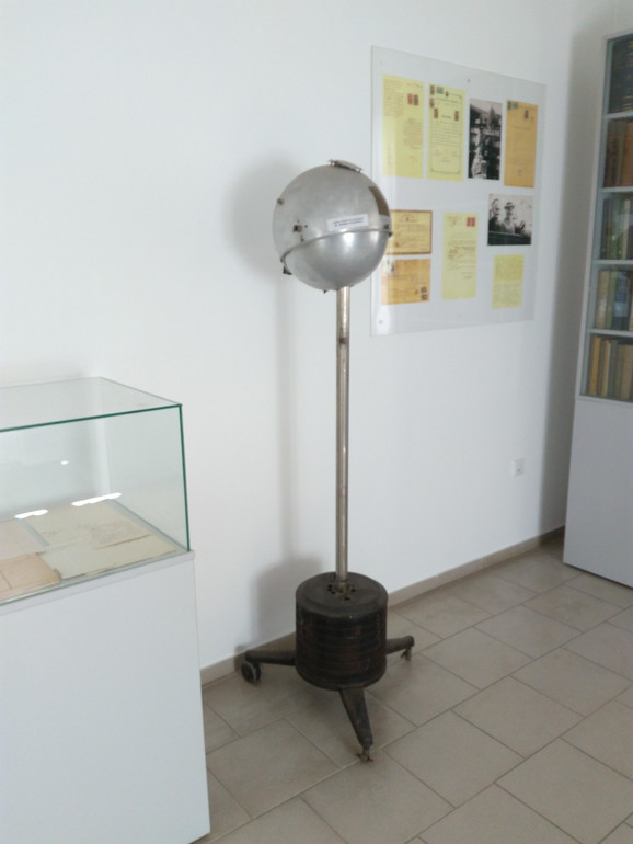 Kvarc lampa doktora Mladena Stojanovića