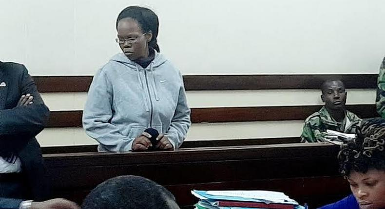 University of Nairobi lecturer Hannah Inyama released after 13-year-old son was found dead in their South B house