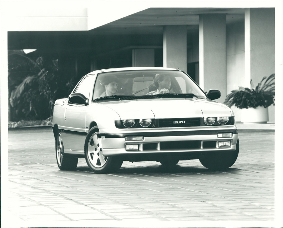 Isuzu Impulse 1992