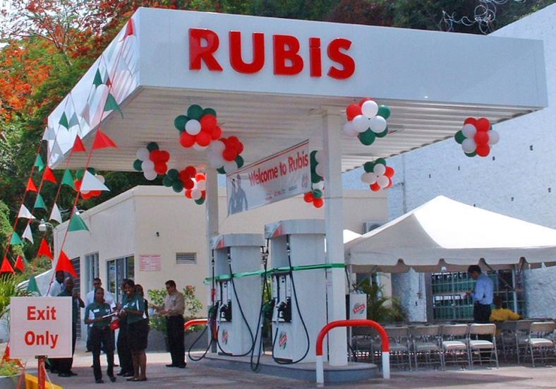 French company Rubis Energie