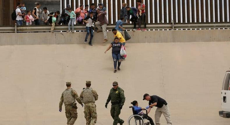Pentagon to send 2,100 more troops to the Southwestern border