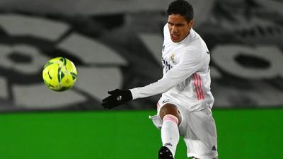 Man Utd agree deal to sign Real Madrid's Varane
