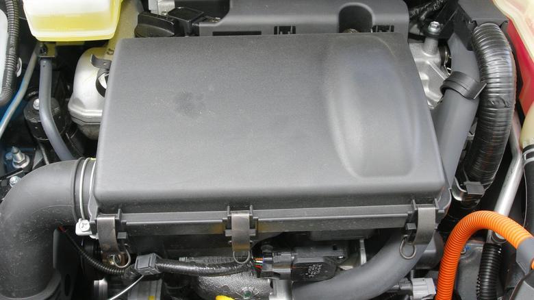 Silnik 1.5 montowany był w Priusach II.