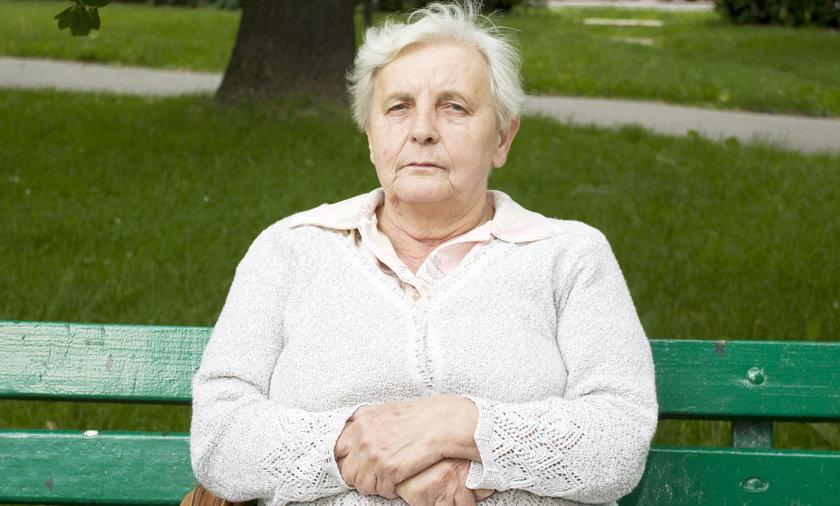 Niskie emerytury Polaków