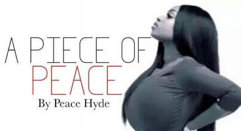 A piece of Peace banner