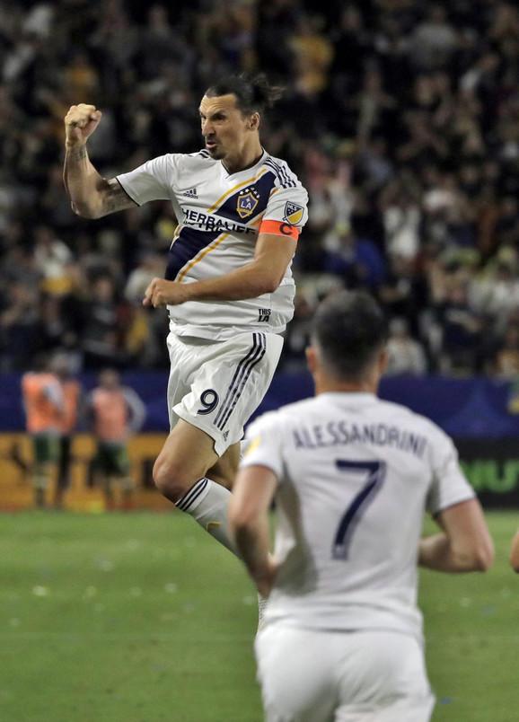 Slavlje Zlatana Ibrahimovića