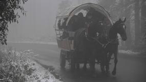 Rozpoczęły się testy hybrydowego wozu konnego w Tatrach