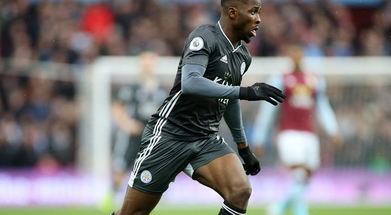4 goals and assists in 2 games, Kelechi Iheanacho shines again as Leicester City continue winning streak