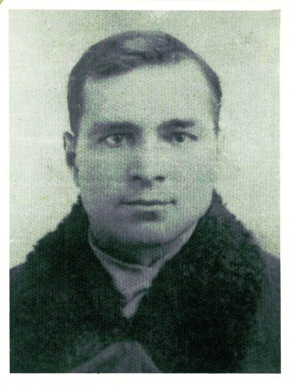 Dziadek Anny Janko, Władek Ferenc (fot. archiwum Anny Janko)