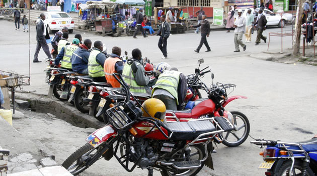 Boda bodas causing accidents on Kenyan roads