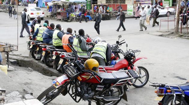 Boda bodas causing accidents on Kenyan roads