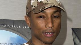 Pharrell Williams ojcem trojaczków
