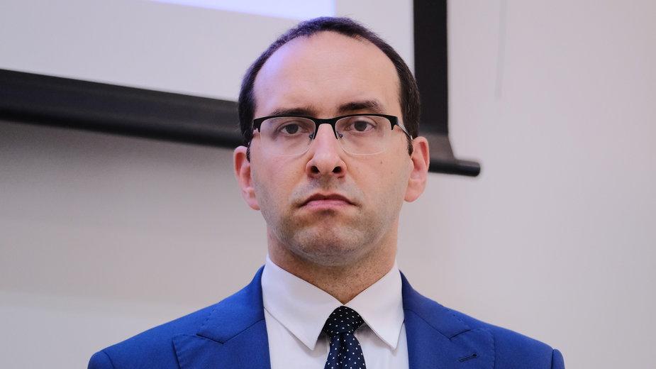 Stanisław Żaryn, rzecznik ministra koordynatora służb specjalnych
