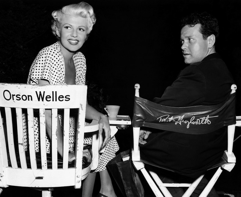 Rita Hayworth i Orson Welles