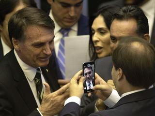 Bolsonaro at the Brazilian Constitution anniversary