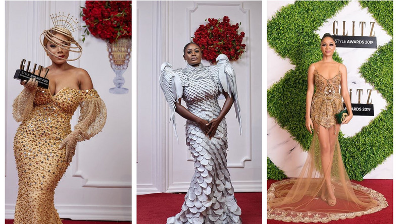 Here are the best-dressed celebrities we saw at the 2019 Glitz Style Awards