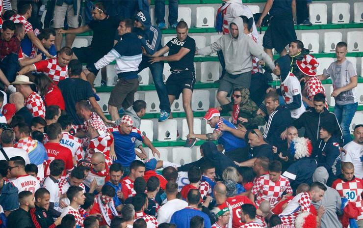 Fudbalska reprezentacija Hrvatske, Navijači Hrvatske