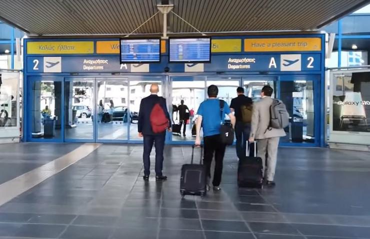 Aerodrom u Atini