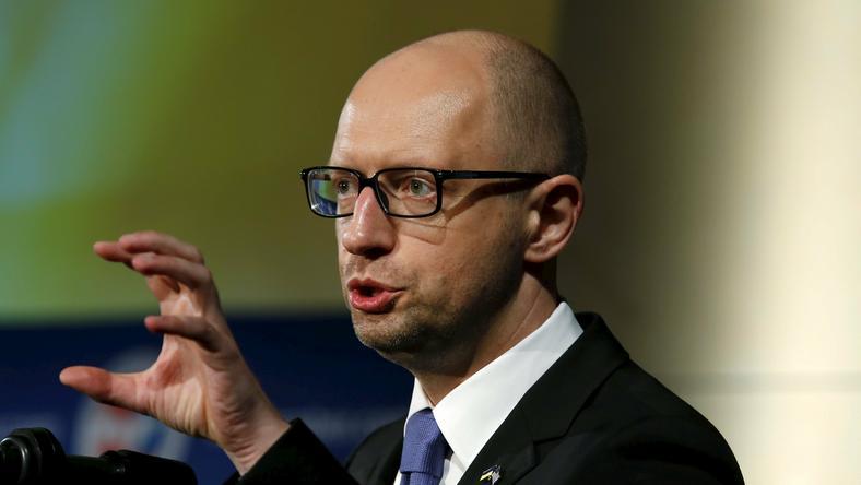 Premier Ukrainy Arsenij Jaceniuk polecił ministerstwu energetyki udzielenie pomocy Polsce